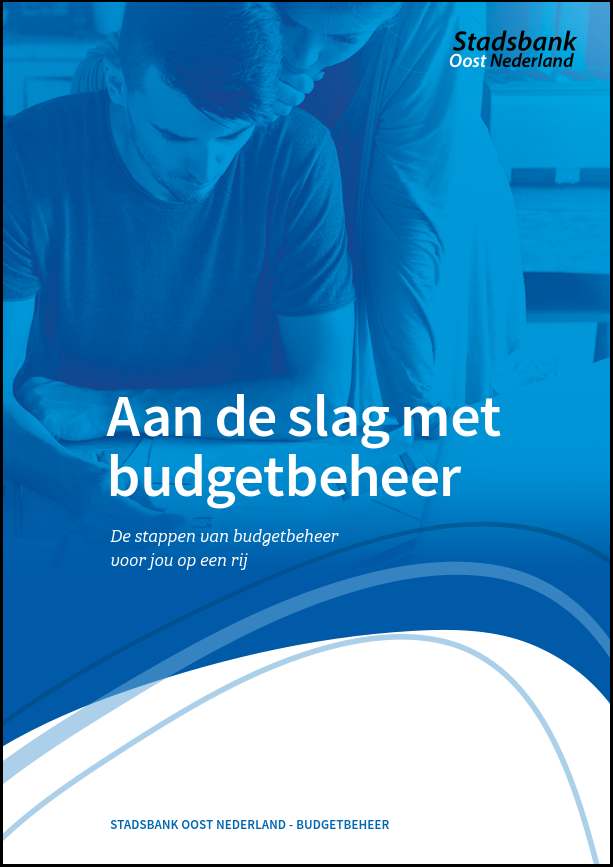 Budgetbeheer folder